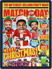 Match Of The Day Magazine (Digital) Subscription November 24th, 2020 Issue