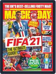 Match Of The Day Magazine (Digital) Subscription September 29th, 2020 Issue