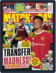 Match Of The Day Magazine (Digital) Subscription July 28th, 2021 Issue