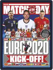 Match Of The Day Magazine (Digital) Subscription June 1st, 2021 Issue