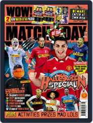 Match Of The Day Magazine (Digital) Subscription November 2nd, 2021 Issue