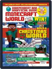 Minecraft World Magazine (Digital) Subscription November 26th, 2020 Issue