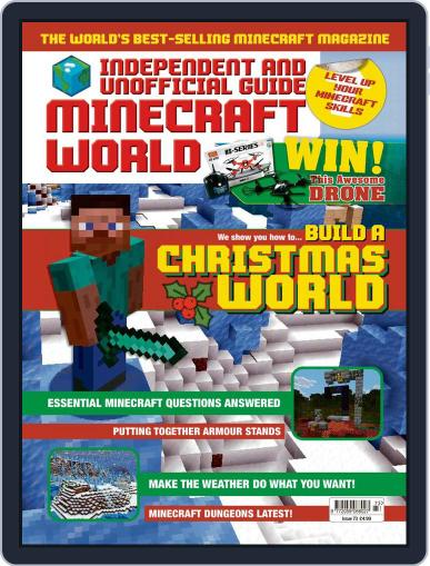Minecraft World Magazine (Digital) November 26th, 2020 Issue Cover