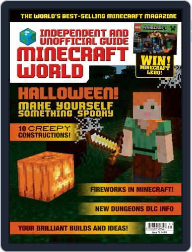 Minecraft World Magazine (Digital) October 1st, 2020 Issue Cover
