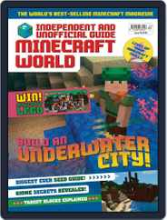 Minecraft World Magazine (Digital) Subscription September 3rd, 2020 Issue