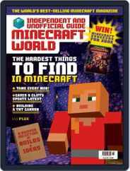 Minecraft World Magazine (Digital) Subscription June 10th, 2021 Issue
