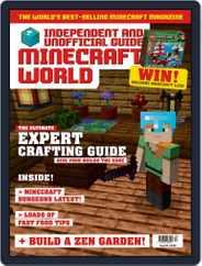 Minecraft World Magazine (Digital) Subscription September 2nd, 2021 Issue