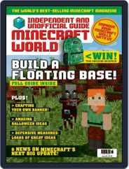Minecraft World Magazine (Digital) Subscription September 30th, 2021 Issue