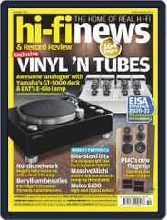 Hi Fi News Magazine (Digital) Subscription October 1st, 2020 Issue