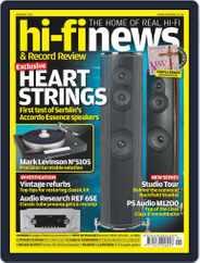 Hi Fi News Magazine (Digital) Subscription January 1st, 2021 Issue