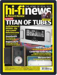 Hi Fi News Magazine (Digital) Subscription May 1st, 2021 Issue