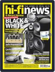 Hi Fi News Magazine (Digital) Subscription November 1st, 2021 Issue
