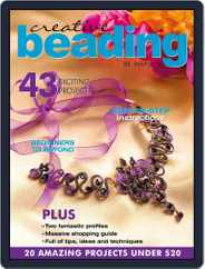 Creative Beading Magazine (Digital) Subscription October 1st, 2020 Issue