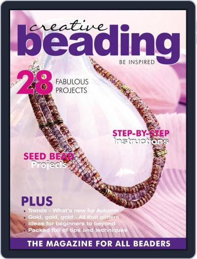 Creative Beading Magazine (Digital) June 1st, 2021 Issue Cover