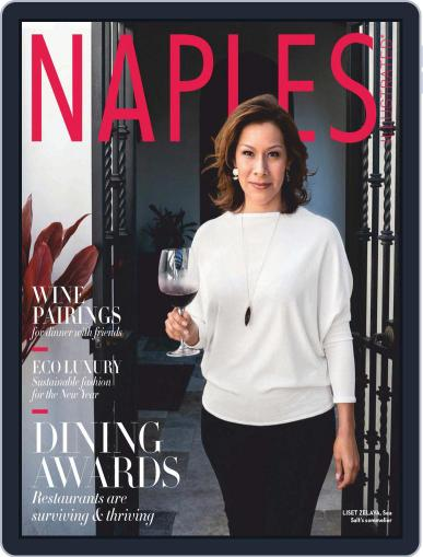 Naples Illustrated Magazine (Digital) January 1st, 2021 Issue Cover