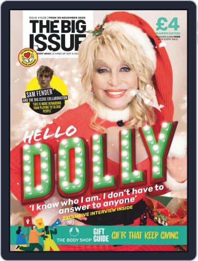 The Big Issue Magazine (Digital) November 30th, 2020 Issue Cover