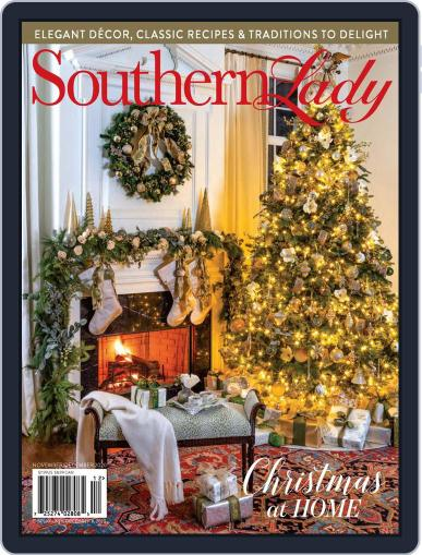 Southern Lady Magazine (Digital) November 1st, 2020 Issue Cover