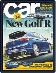 CAR UK Magazine (Digital) Subscription January 1st, 2021 Issue
