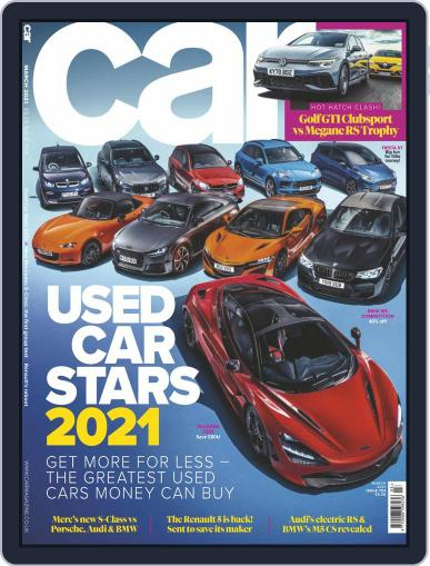 CAR UK Magazine (Digital) March 1st, 2021 Issue Cover