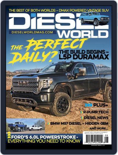 Diesel World Magazine (Digital) August 1st, 2021 Issue Cover