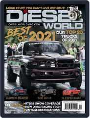 Diesel World Magazine (Digital) Subscription December 1st, 2021 Issue