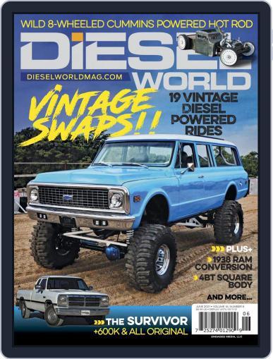 Diesel World Magazine (Digital) June 1st, 2021 Issue Cover