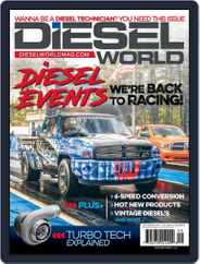Diesel World Magazine (Digital) Subscription September 1st, 2021 Issue
