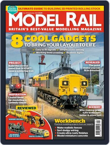 Model Rail Magazine (Digital) September 1st, 2020 Issue Cover