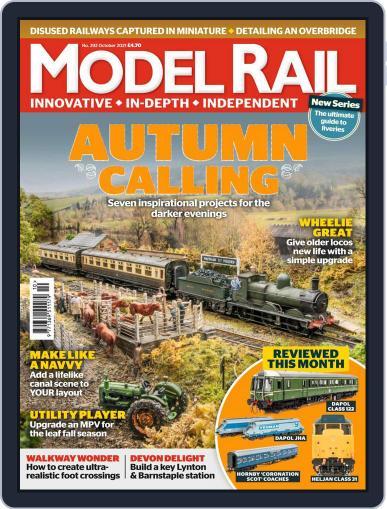 Model Rail Magazine (Digital) October 1st, 2021 Issue Cover