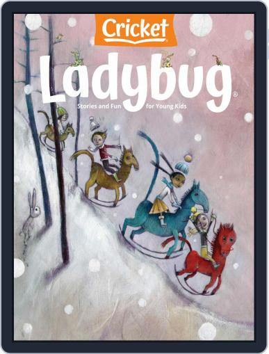 Ladybug Stories, Poems, And Songs Magazine For Young Kids And Children Magazine (Digital) January 1st, 2021 Issue Cover