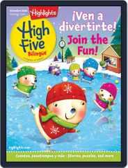 Highlights High Five Bilingue Magazine (Digital) Subscription December 1st, 2020 Issue