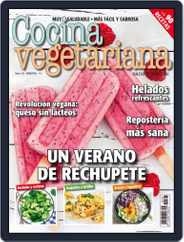 Cocina Vegetariana Magazine (Digital) Subscription June 1st, 2021 Issue