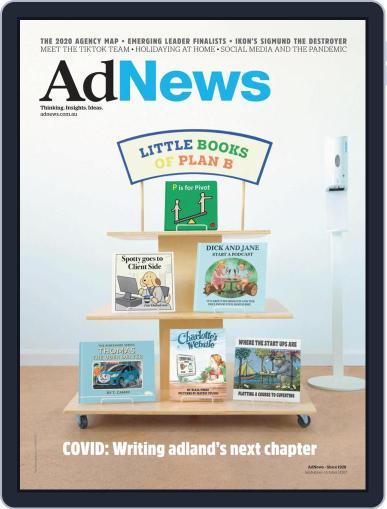 AdNews Magazine (Digital) September 1st, 2020 Issue Cover
