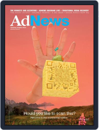 AdNews Magazine (Digital) March 1st, 2021 Issue Cover