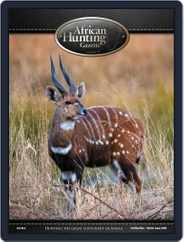 African Hunting Gazette Magazine (Digital) Subscription October 1st, 2020 Issue