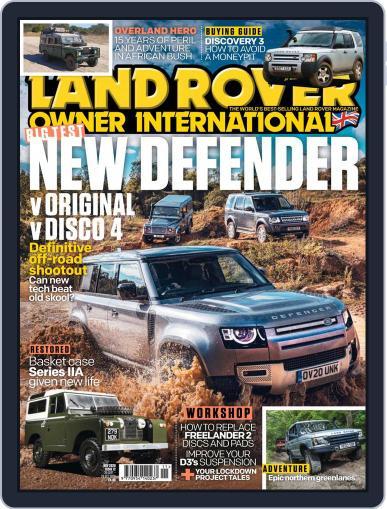 Land Rover Owner Magazine (Digital) September 30th, 2020 Issue Cover