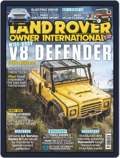 Land Rover Owner Magazine (Digital) April 14th, 2021 Issue Cover