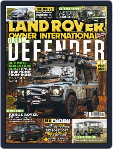 Land Rover Owner Magazine (Digital) March 1st, 2021 Issue Cover