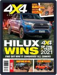 4x4 Magazine Australia Magazine (Digital) Subscription April 1st, 2021 Issue
