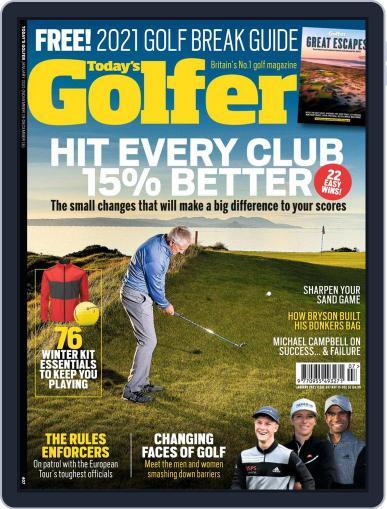 Today's Golfer Magazine (Digital) November 19th, 2020 Issue Cover