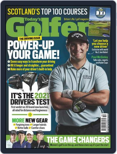 Today's Golfer Magazine (Digital) February 11th, 2021 Issue Cover