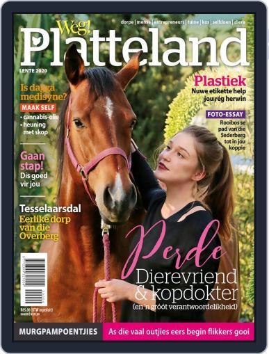Weg! Platteland Magazine (Digital) August 13th, 2020 Issue Cover