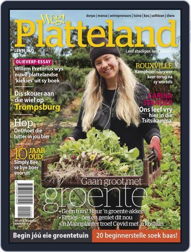 Weg! Platteland Magazine (Digital) August 16th, 2021 Issue Cover