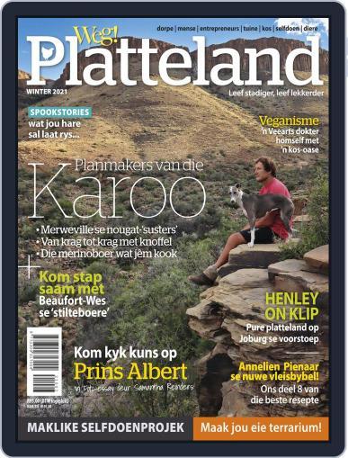 Weg! Platteland Magazine (Digital) May 17th, 2021 Issue Cover