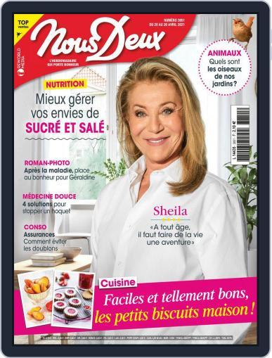 Nous Deux Magazine (Digital) April 20th, 2021 Issue Cover