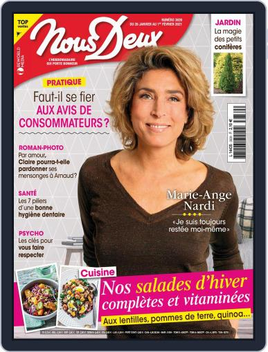 Nous Deux Magazine (Digital) January 26th, 2021 Issue Cover