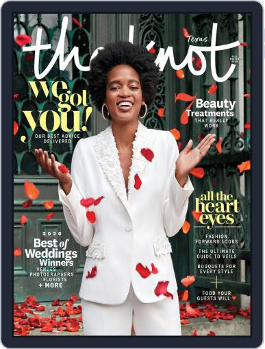 The Knot Texas Weddings (Digital) May 4th, 2020 Issue Cover