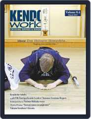 Kendo World (Digital) Subscription March 1st, 2019 Issue