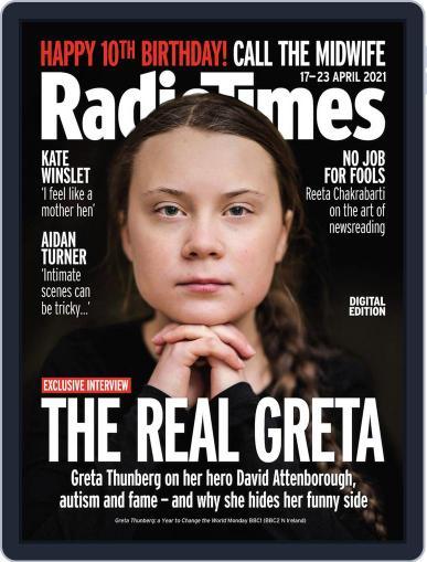Radio Times Magazine (Digital) April 17th, 2021 Issue Cover