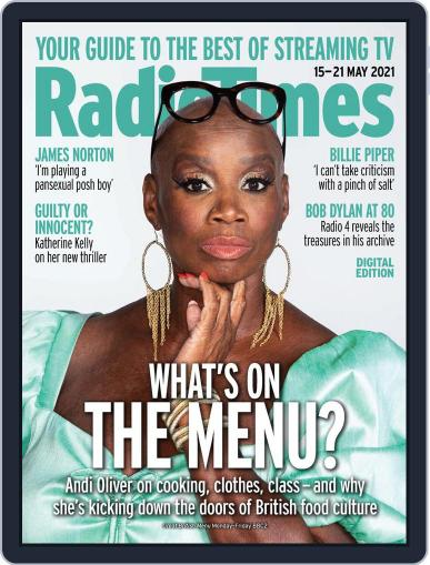 Radio Times Magazine (Digital) May 15th, 2021 Issue Cover